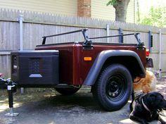 Bolt-together fiberglass Jeep-tub trailer kit - Page 189 - JeepForum.com