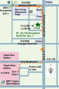 STAR Hostel (Taipei Main Station)