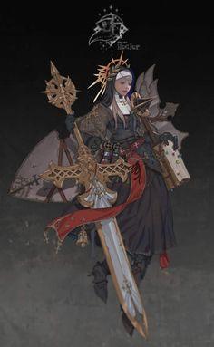 Armor Design Study by bae yamile - The Art Showcase Fantasy Concept Art, Fantasy Character Design, Character Design Inspiration, Character Concept, Character Art, Fantasy Art, Dnd Characters, Fantasy Characters, Oc Manga