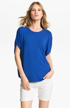 MICROMODAL(R) Vince 'Circle' Tee available at #Nordstrom