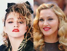 Famous Celebrity Madonna Plastic Surgery