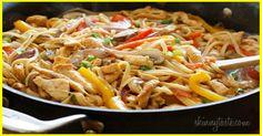 ... weight watchers best recipes | Cajun Chicken Pasta on the Lighter Side