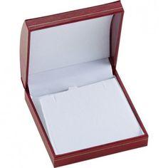 Banks Large Earring/Pendant Box...(ST61-8013:100002:T).! Price: $9.99 #pendantbox #jewelrybox