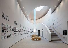 City Fire Department Disaster Control Center in Minamisoma by Tetsuo Koori Architects + Nagayama Architects