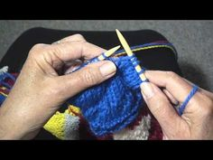 SSK- you will need to know how to do this in knitting.
