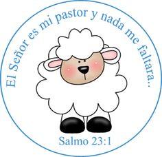 Salmo 23:1 Jehová es mi pastor; nada me faltará. ♔