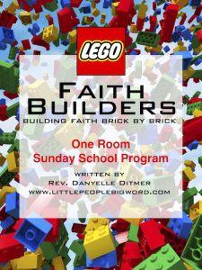 Faith Builders: One Room Sunday School Program