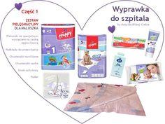 Wyprawka do szpitala by Matylda Bliżej Ciebie, www.matylda-blizejciebie.pl