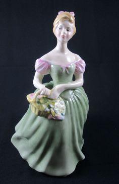 Vintage 1967 Clarissa Royal Doulton Figurine # HN 2345 Bone China England in Collectibles, Decorative Collectibles, Decorative Collectible Brands   eBay