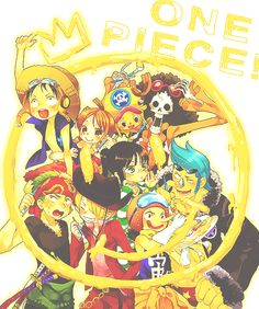 one piece strong world :D