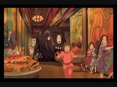 古今東西宮崎走り Scene of running in Hayao Miyazaki's animation