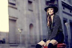Oshum – camisas y blusas estampadas invierno 2015