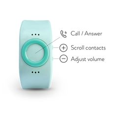 Tinitell - Your Kid's First Mobile Phone | All Baby Advice #tinitell #kids #design