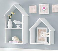 detalle para decorar el dormitorio de las niñas