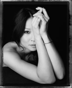 Lucy Liu by Timothy White