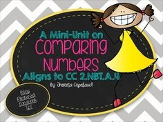 ... chart examples, a place value chart, interactive notebook pages