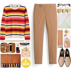 Sweater weather by martinabb on Polyvore featuring polyvore, fashion, style, White House Black Market, Rebecca Minkoff, Casetify, Miriam Haskell, Avon, Chapstick and Hobbry