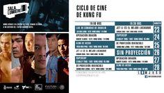 Cartelera Sala Lumiére, Ciclo de Cine: De Kung Fu. Del 23 al 28 de agosto de 2016. Dos funciones: 16:00 y 18:30 horas. Cooperación: $10.00 #Culiacán, #Sinaloa.