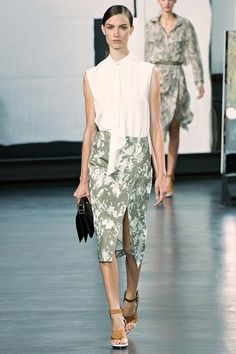 See the complete Jason Wu Spring 2015 Ready-to-Wear collection.