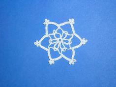 Crochet Daze: Jack Frost Snowflake