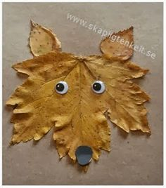 Fall Leaf Crafts for Kids ⋆ Handmade Charlotte Easy Fall Crafts, Winter Crafts For Kids, Art For Kids, Kids Crafts, Arts And Crafts, Craft Projects, Autumn Activities, Craft Activities, Preschool Crafts
