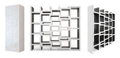 REK a Modular Bookcase by Reinier de Jong. - Design Is This