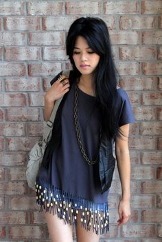 Beaded shirt diy (ok i totally can figure out how to do this myself...Im just re-pinning it to remind me:))