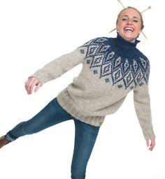 706 Hislender genser - A Knit Story