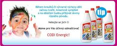 codi energic na praní i mastnotu