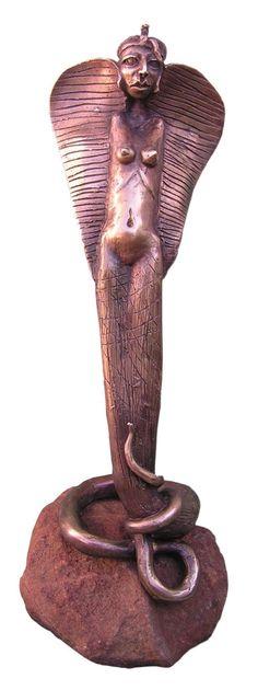 "Charades Egyptian Pharaoh Cobra Staff 25/"" Gold Adult Teen"