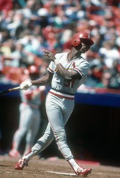 Willie McGee - St. Louis Cardinals