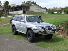 4x4 Trucks, Cool Trucks, Nissan Patrol Y61, Patrol Gr, Bull Bar, Offroad, Safari, Camping, Building
