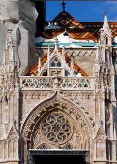Budapest, Mátyás templom