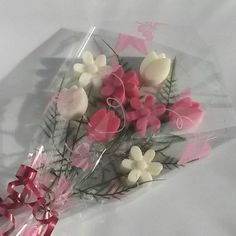 Floral Aroma Soy Wax Melt Bouquet by PQSoyWaxCandles on Etsy