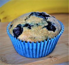 Lactose Free Banana and Blueberry Muffins recipe – All recipes Australia NZ