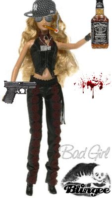gangster barbie - Google Search
