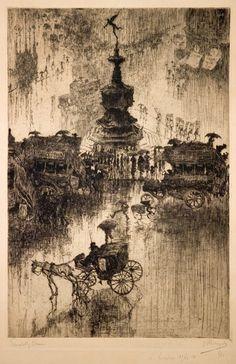 Por Amor al Arte: Jules De Bruycker considerado uno de los más grandes grabadores del siglo pasado.