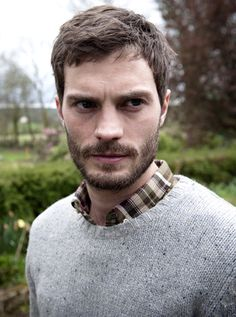 Jamie Dornan as Paul Spector in The Fall. Scary, but oh so hot.