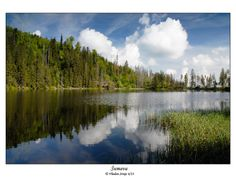 .Sumava Magical Forest, Mountain Range, Czech Republic, Southern, River, Holidays, Mountains, Outdoor, Beautiful