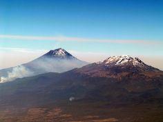Life's List: Mexican Smoking Mountain
