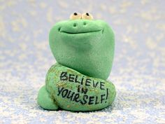 Believe in yourself Motivational gifts by HomemadeCraftIdeas