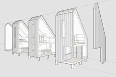 A Flat-Packed, Made-to-Order Modular House that Doesn't Sacrifice Design | Architect Magazine