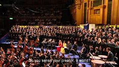 Beethoven Symphony No. 4 – Barenboim/West-Eastern Divan Orchestra Alegria – Divan Prom Beethoven Cycle — Symphony No. 'Choral' Friday 27 July — c.