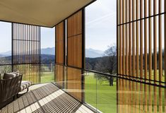 Lanserhof Tegernsee,Ingenhoven Architects / Photos: H.G. Esch, Hennef