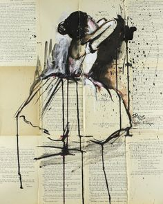 View Sara Riches's Artwork on Saatchi Art. Find art for sale at great prices from artists including Paintings, Photography, Sculpture, and Prints by Top Emerging Artists like Sara Riches. Degas Drawings, Dancing Drawings, Art Drawings, Dancer Drawing, Painting & Drawing, Ballerina Art, Ballet Art, Dance Art, Lovers Art