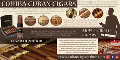 Browse this site http://www.cubancigaronline.com/cuban-cigars/ for more information on Cohiba Cuban Cigars. Monte Cristo Cigars are enjoyment to smoke. Those that smoke cigars, value their cigars seriously. For many individuals, cigars are the symbol of extravagance in which they appreciate; or a time that these people celebrate or seal the deal. But also for delighting in the cigar max, a cigarette smoker needs to have the expertise of different selections of cigars.