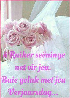 Happy Birthday Meme, Happy Birthday Images, Birthday Wishes, Birthday Cards, Happy B Day, Afrikaans, Positive Thoughts, Nice Sayings, Birthdays