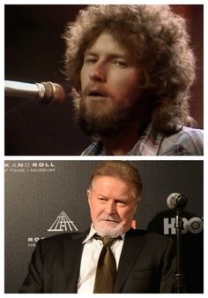 Don Henley... then and now!!  LOVE this MAN...ALWAYS!!  <3  <3 YUMMY!