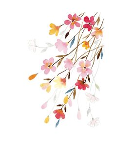 Blossoming Art Print - Limited Edition by Stephanie Ryan | Minted