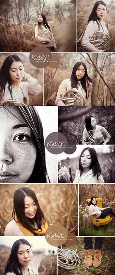 sami ashworth, french horn | rochester headshot photographer » Boston Headshots – Kate L Photography